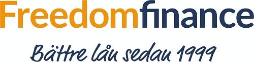 Blancolån hos Freedom Finance