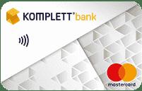 Kreditkort hos komplett bank