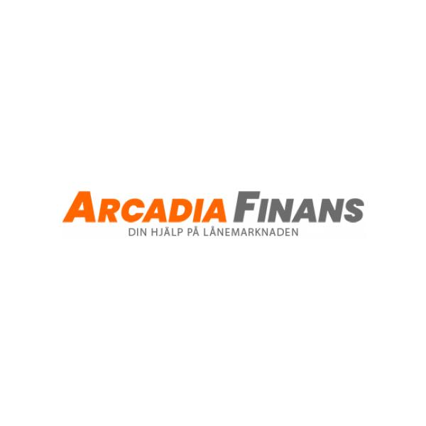 arcadiafinans - låneförmedlare